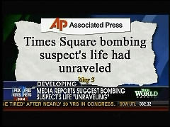 Screen Capture of Graphic from the 5 May 2010 edition of Fox News Channel's Your World With Neil Cavuto | NewsBusters.org