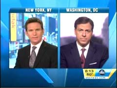 Bill Weir, ABC News Anchor; & Jake Tapper, ABC White House Correspondent | NewsBusters.org