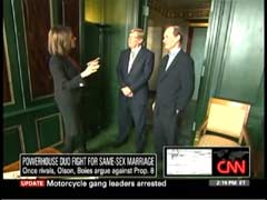 Gloria Borger, CNN Senior Political Analyst; Former Solicitor General Ted Olson; & David Boies, Lawyer | NewsBusters.org