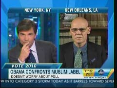 George Stephanopoulos, ABC Anchor; & Democratic Strategist James Carville | NewsBusters.org