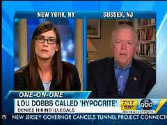 Isabel MacDonal, The Nation; & Lou Dobbs, Former CNN Anchor | NewsBusters.org