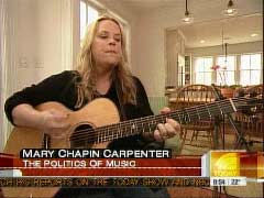 Is mary chapin carpenter a lesbian