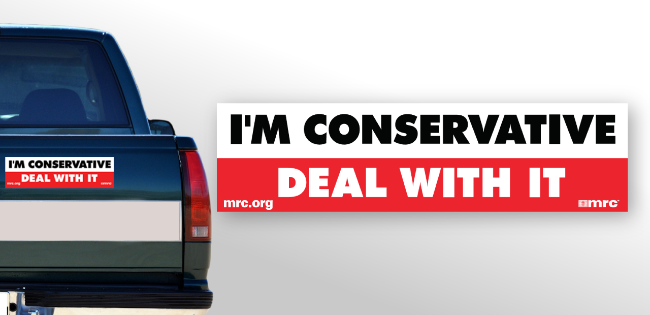 I'm Conservative. Deal With It.