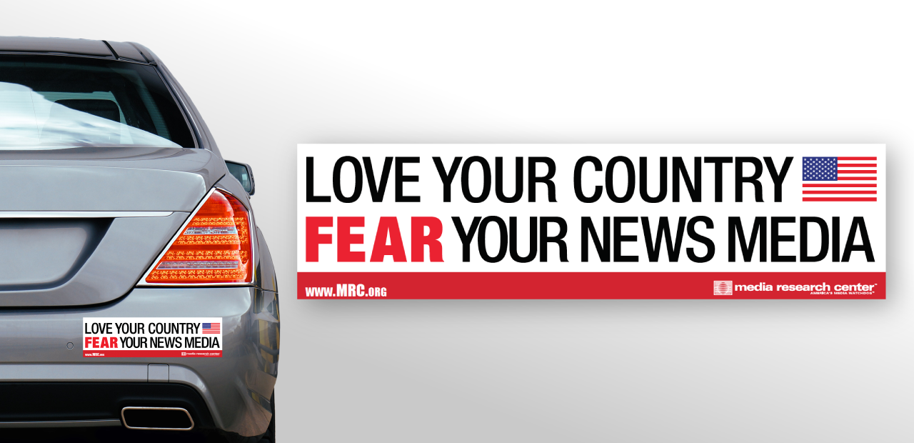 Love your Country, Fear Your News Media
