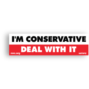 I'm Conservative, Deal With It