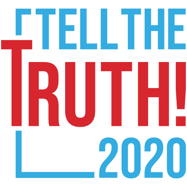 Tell the Truth! 2020 | Logo