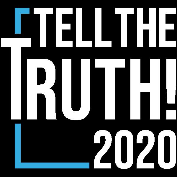 Tell the Truth! 2020 | Logo